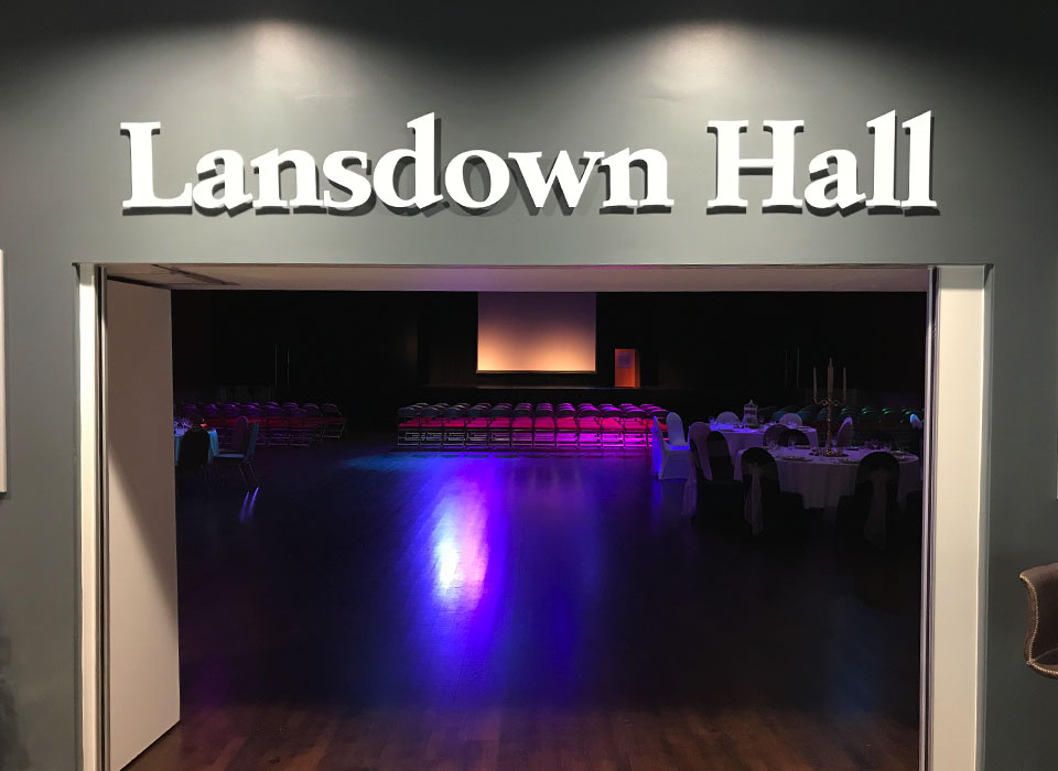 Lansdown Hall